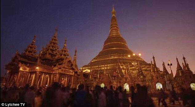 Cuộc hành trình xuyên Á trong 6 tháng được gói gọn vào đoạn video kéo dài hơn 2 phút