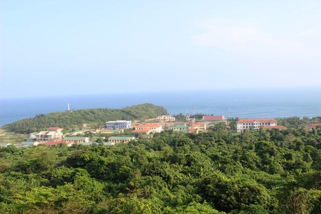 Đảo Cồn Cỏ hứa hẹn sẽ có bước phát triển trong tương lai
