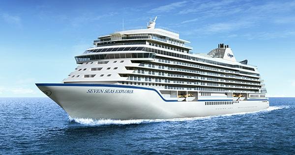 """Được thiết kế với mục tiêu tạo nên một khách sạn 5 sao trên biển, Seven Seas Explorer sở hữu tất cả những tiện nghi cao cấp và xa xỉ nhất mà con người từng biết đến. Điểm gây ấn tượng đầu tiên của """"viên ngọc của đại dương"""" này chính là hệ thống cabin dành cho hành khách."""