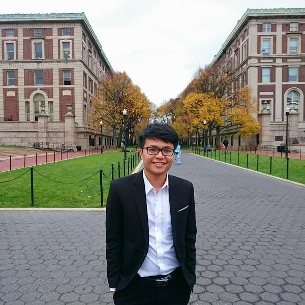Nam du học sinh Phạm Ngọc đề xuất Nhà nước tạo cầu nối thông tin giữa du học sinh và nhà tuyển dụng Việt Nam.