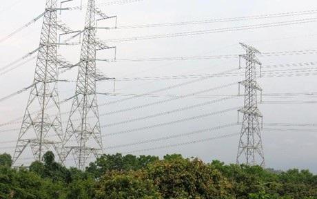 Đường dây 500kV từ nhà máy nhiệt điện (NMNĐ) Thăng Long đã được đấu nối thành công lên lưới điện quốc gia đóng nối thành công