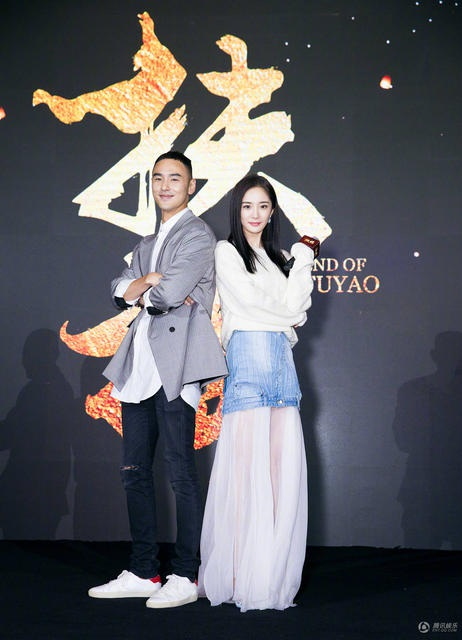 Dương Mịch đẹp đôi bên Nguyễn Kinh Thiên - 6