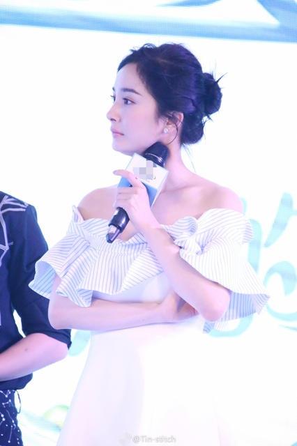 Dương Mịch cho biết, là một phụ nữ, cô rất quan tâm tới việc chăm sóc da bởi một làn da khoẻ mạnh sẽ giúp phụ nữ ăn gian tuổi tác.