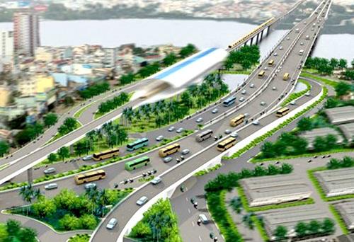 Hà Nội cần khoảng 40 tỷ USD để xây dựng 10 tuyến đường sắt đô thị (ảnh minh họa).