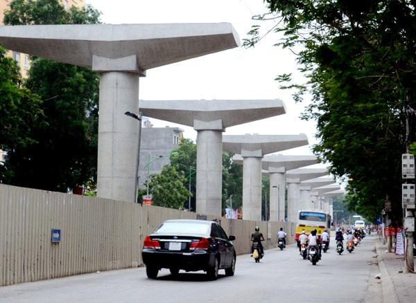 Bộ KH&ĐT cho biết, ADB chưa đưa dự án đường sắt số 3 kéo dài vào danh mục viện trợ giai đoạn 2018 - 2020.