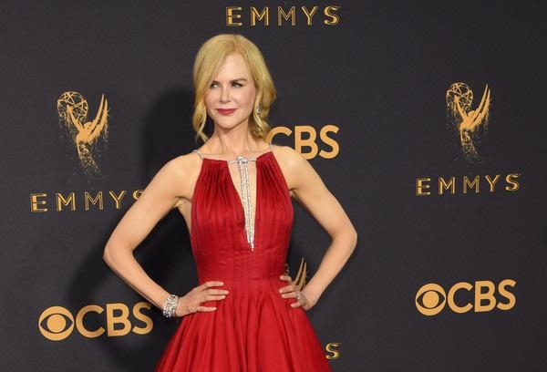 Nicole Kidman khiến người đối diện kinh ngạc vì vẻ ngoài hoàn hảo