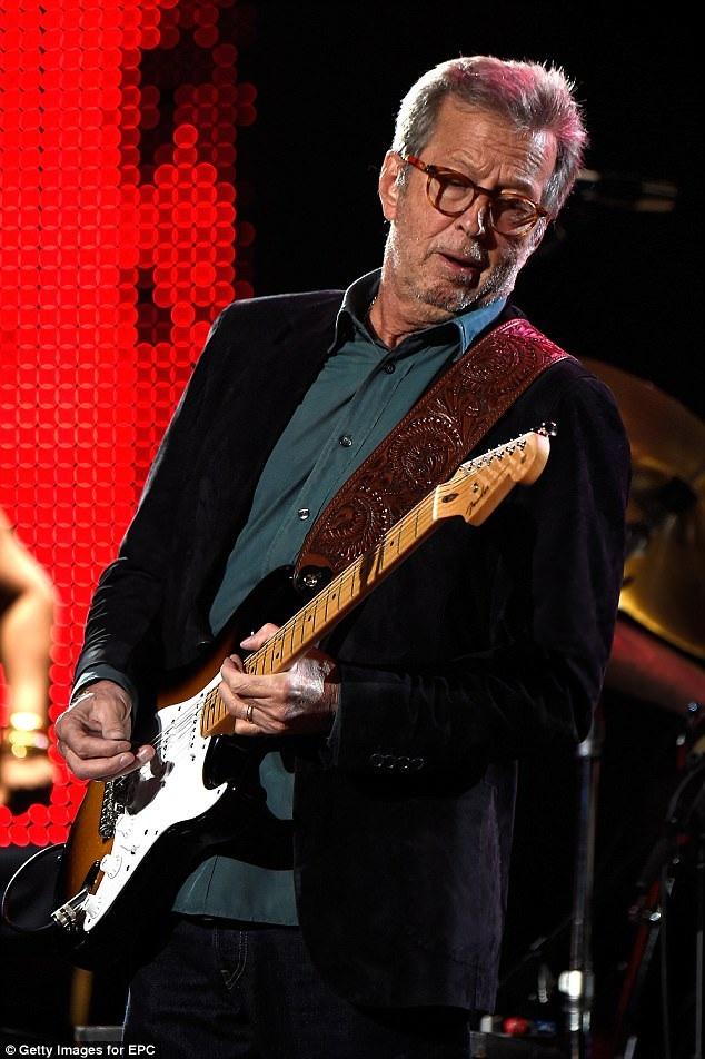 Trong sự nghiệp của mình, Eric Clapton từng phát hành 22 album, gần nhất là album I Still Do (2016). Ông được tạp chí Time đưa vào danh sách 1 trong 10 tay guitar điện xuất sắc nhất mọi thời đại