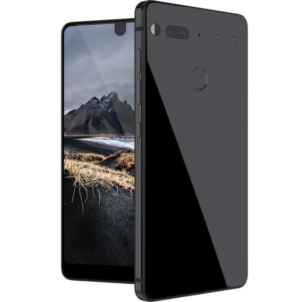 Essential Phone với thiết kế không viền màn hình độc đáo