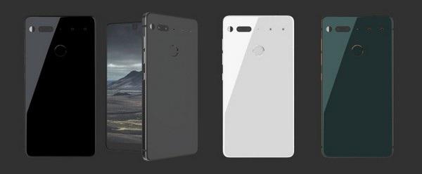 Không có bất kỳ một logo hay biểu tượng thương hiệu nào trên chiếc smartphone này