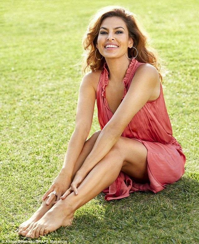 Không còn muốn là một biểu tượng sex, Eva Mendes giờ thích là một bà mẹ mẫu mực và bận rộn.