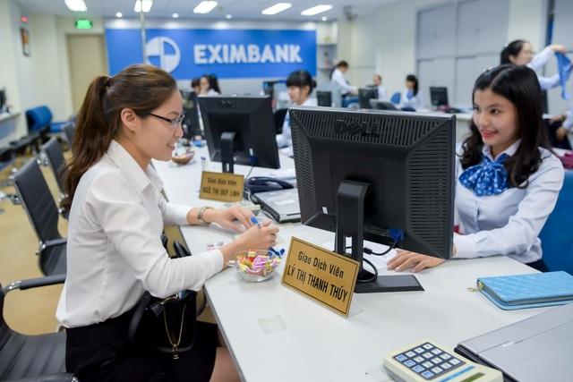 Ngày 21/4 tới, Ngân hàng TMCP Xuất nhập khẩu Việt Nam (Eximbank - mã: EIB) sẽ tổ chức Đại hội đồng cổ đông thường niêm 2017.