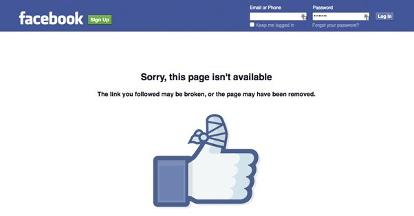 Hàng loạt Fanpage lớn tại Việt Nam lại bị tạm khóa, ngừng hoạt động.