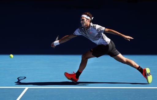 Federer tiếp tục có chiến thắng nhanh chóng ở Australian Open