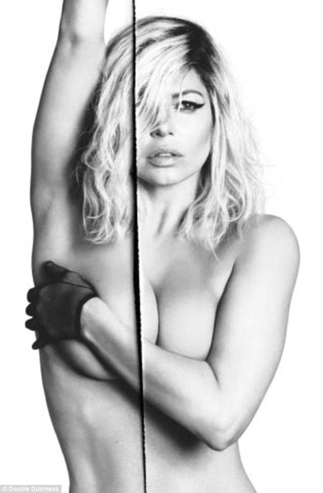 Fergie vừa gây bất ngờ cho người hâm mộ với những hình ảnh nóng bỏng, khiêu khích trong album ca nhạc Double Dutchess. Đây là album mới nhất của Fergie sau 11 năm nghỉ ngơi, dành thời gian chăm sóc gia đình.