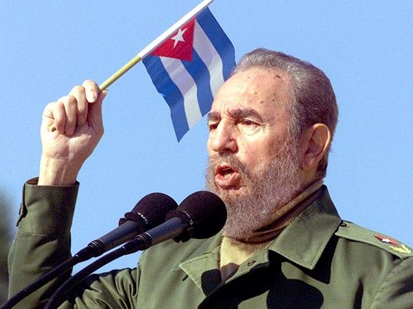 Cố lãnh tụ Cuba Fidel Castro. (Ảnh: Narada News)