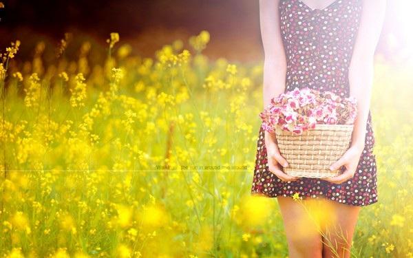 """Bộ sưu tập hình nền """"sắc hoa"""" tuyệt đẹp mừng ngày Phụ nữ Việt Nam 20/10 - 1"""