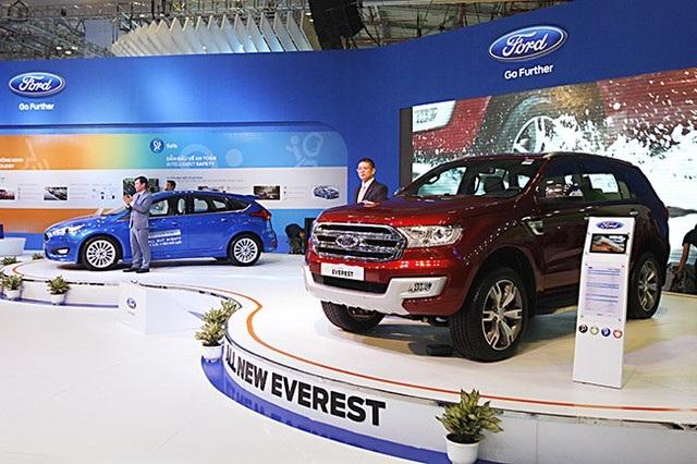 Thêm Ford và Nissan giảm giá xe tại Việt Nam - 1