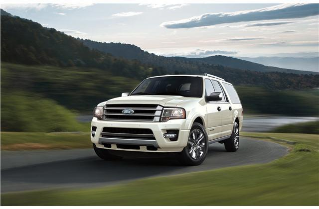 SUV cỡ lớn: Ford Expedition 2017