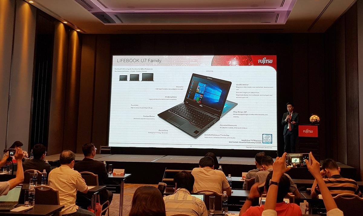 Fujitsu trình làng loạt máy tính cao cấp mới tại Việt Nam - 1