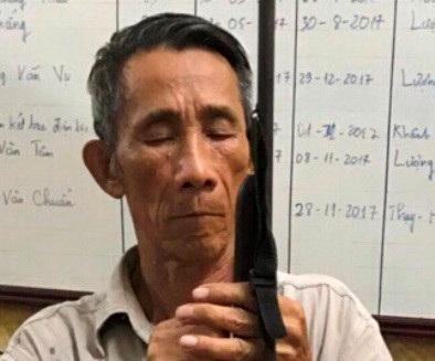 Sát thủ  Ma Thanh Toan