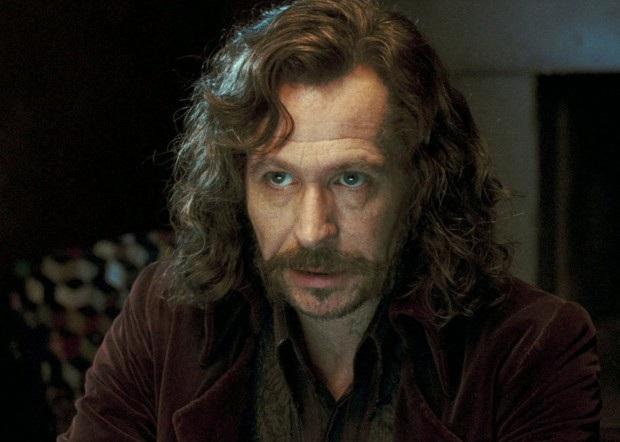 Vai Sirius Black của Gary