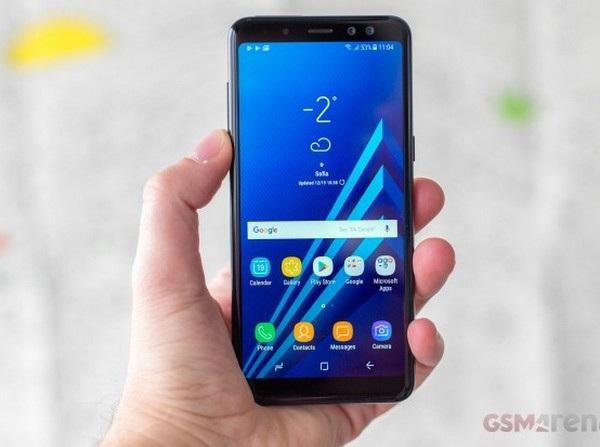 Galaxy A8 (2018) có thể là sản phẩm mở màn cho dòng smartphone màn hình không viền của Samsung