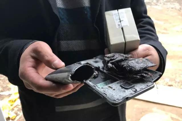 Mẫu Galaxy Note 4 phát nổ ở Trung Quốc