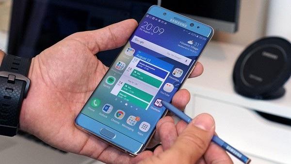 Galaxy Note7, chiếc smartphone cao cấp có tuổi đời ngắn ngủi, sẽ lại một lần nữa có cơ hội đến tay người dùng
