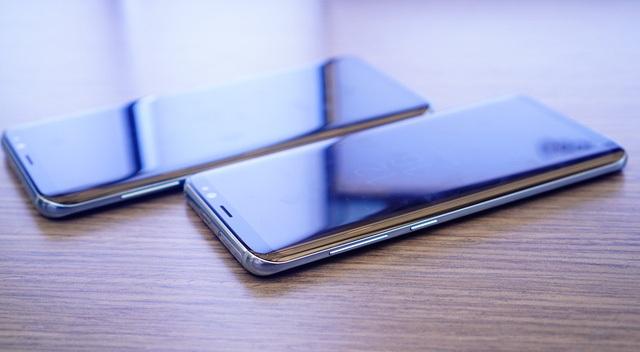 Những tính năng của Galaxy S8 mà iPhone 7 không có - 2