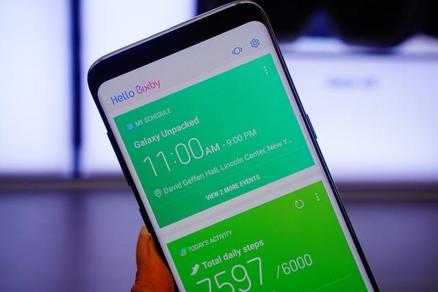 Những tính năng của Galaxy S8 mà iPhone 7 không có - 6