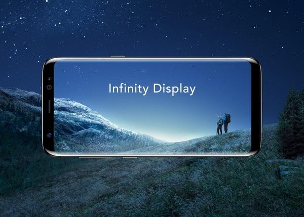 Những tính năng nổi bật được trang bị trên Galaxy S8 - 1