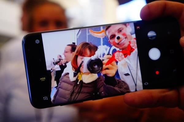 Những tính năng nổi bật được trang bị trên Galaxy S8 - 5