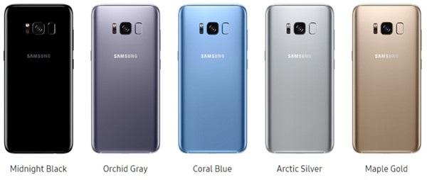 Những tính năng nổi bật được trang bị trên Galaxy S8 - 7