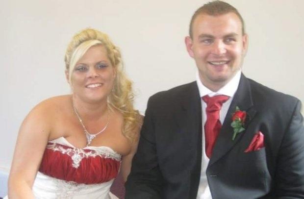 Hiện tại, Gemma đã nghỉ việc và được người chồng Adam chăm sóc