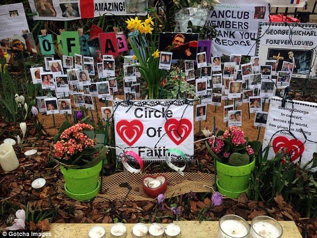 Để gĩ bí mật cho tang lễ George Michael, đại diện ban quản lý nghĩa trang Highgate từ chối trả lời mọi câu hỏi liên quan tới tang lễ của ông