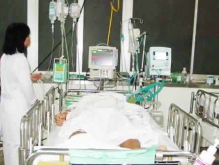 Bệnh nhân có tiềm năng hiến tạng được theo dõi tại khoa ICU