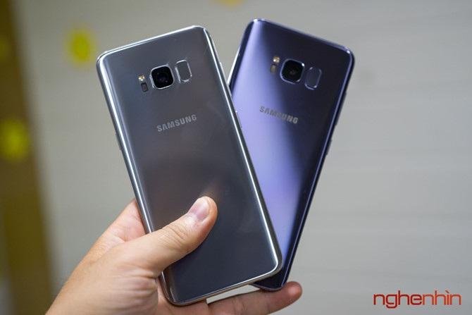 Samsung Galaxy S8 xách tay bất ngờ bán sớm ở VN, giá 16,9 triệu đồng - 1