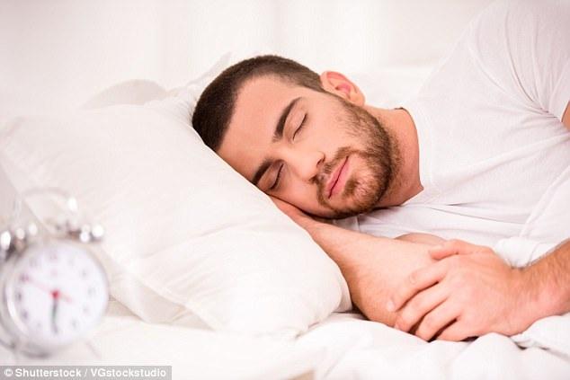 Nam giới chưa có con nên đi ngủ sớm - 1