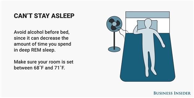 Phương pháp khoa học giúp cải thiện các vấn đề về giấc ngủ - 6