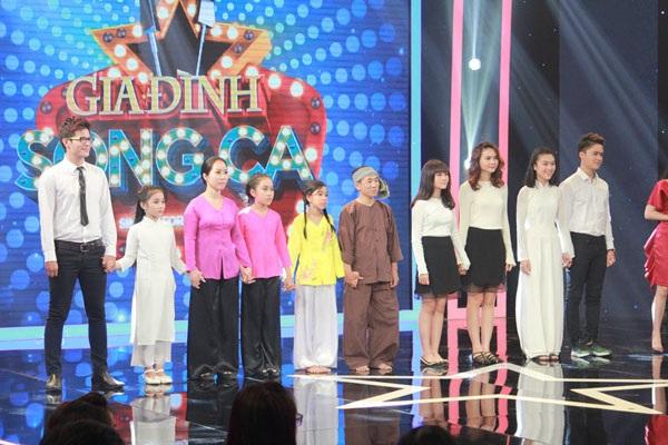 5 cặp thí sinh tham gia tập 4 chương trình.