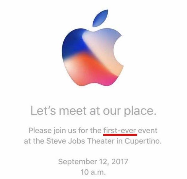 """Apple """"cài"""" thông điệp bí ẩn gì trong thư mời ra mắt iPhone 8? - 2"""