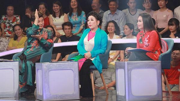 Bộ ba HLV của chương trình: Ca sĩ Quang Linh, NSND Thu Hiền, ca sĩ Cẩm Ly.