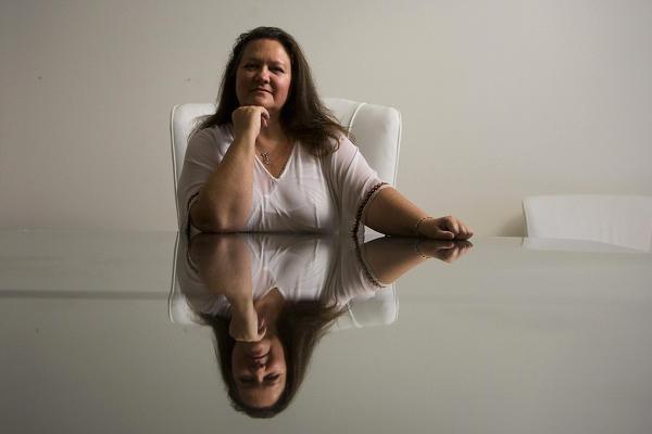 Triệu phú giàu nhất châu Úc, bà Gina Rinehart. (Nguồn: Nelson Ching | Bloomberg | Getty Images)