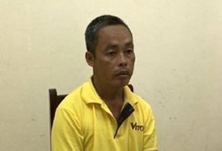 Nguyễn Văn Luyên bị bắt giữ tại cơ quan điều tra. (Ảnh, báo ANTĐ).