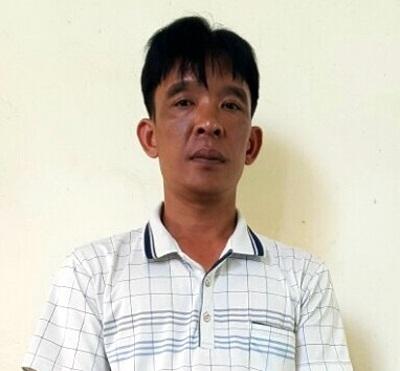 Đối tượng Trần Văn Hùng.