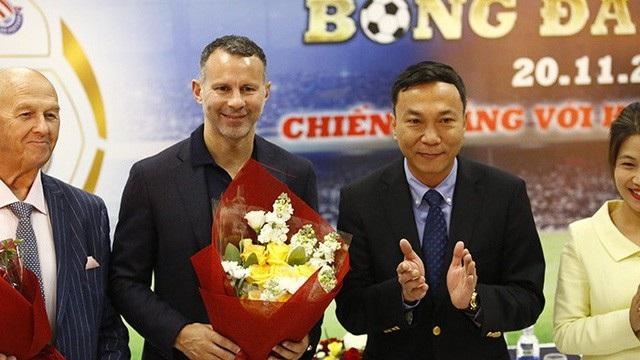 Giggs có quyền mơ về World Cup, bóng đá Việt Nam có quyền mơ về World Cup, nhưng quan trọng nhất vẫn là lộ trình từ đây đến đó
