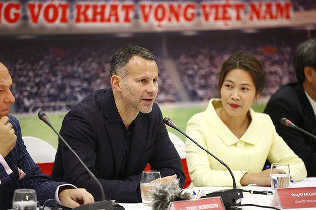 Để bóng đá Việt Nam đến được với World Cup 2030 như ước mơ của Ryan Giggs là không hề đơn giản (ảnh: Gia Hưng)