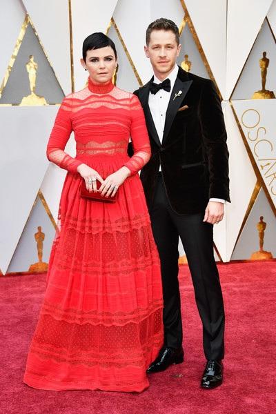 Ginnifer Goodwin đẹp đôi bên chồng Josh Dallas