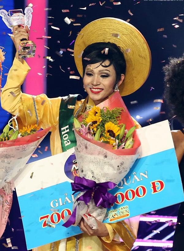 Kết quả chung cuộc, bằng tất cả nỗ lực, phấn đấu không ngừng nghỉ qua 13 tuần thi đấu, cái tên Jun Phạm đã được xướng lên cho ngôi vị cao nhất – Quán quân của Gương mặt thân quen 2017.