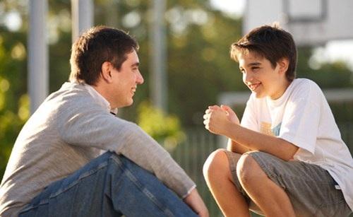 Gỡ rối… khi con vào tuổi dậy thì - 1